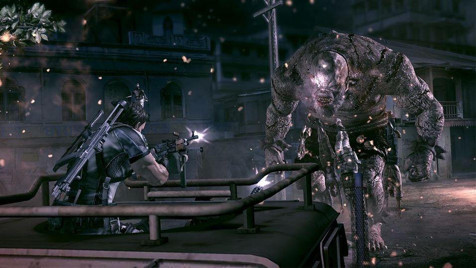 Datoen er satt for Resident Evil 5 på Xbox One og PlayStation 4