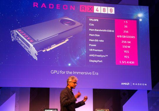 Det er mye vi ikke vet om AMDs RX 480, ennå, men noen spesifikasjoner har vi.
