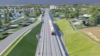 Da danskene hadde sin årlige jernbanekonferanse, ble norske Jernbaneverket løftet frem som forbilde
