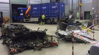 Hovedgirboksen «ublidt behandlet» under transport - måtte tilbake på verksted før den ble montert i ulykkeshelikopteret