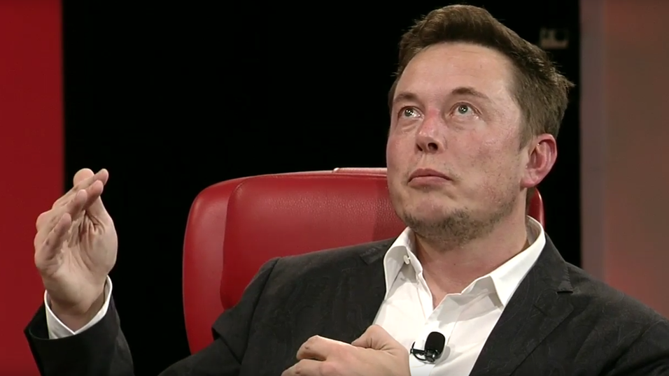 Elon Musk vil sende mennesker til Mars innen år 2025.