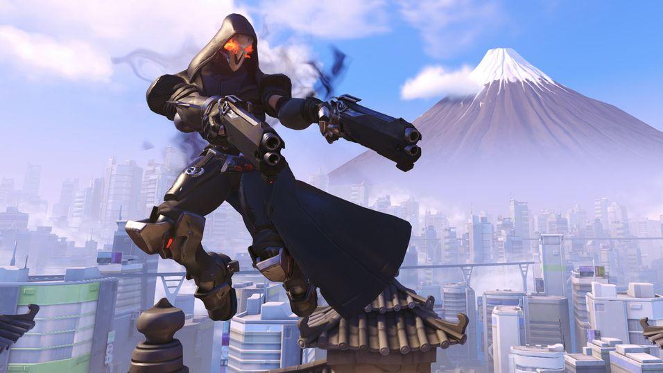 Over syv millioner har spilt Overwatch siden lansering