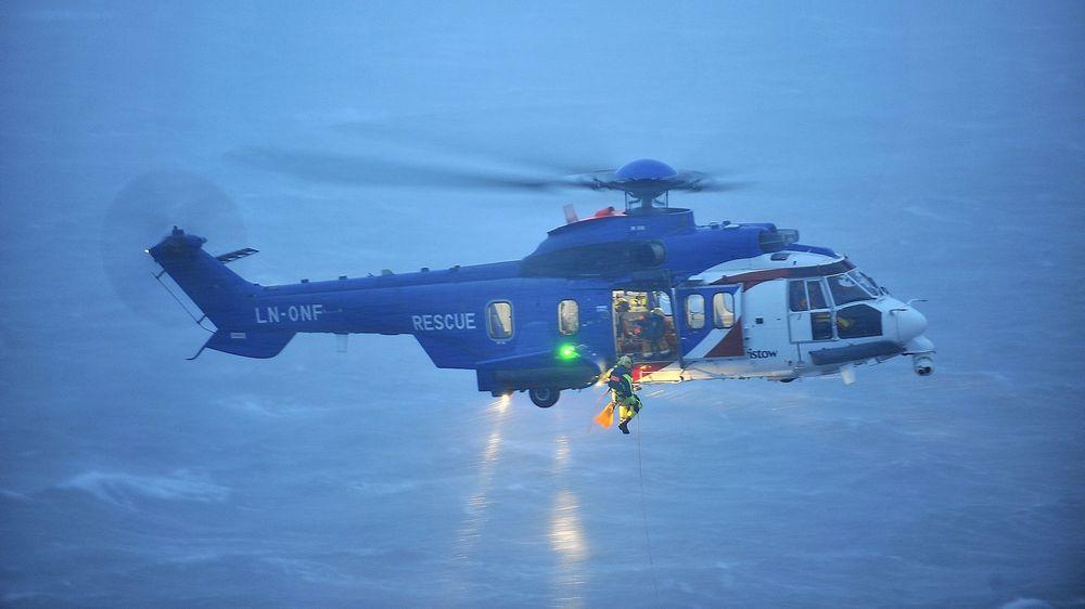 Også Bristows EC225-redningshelikoptre må settes på bakken som følge av det utvidede flyforbudet for flytypen.