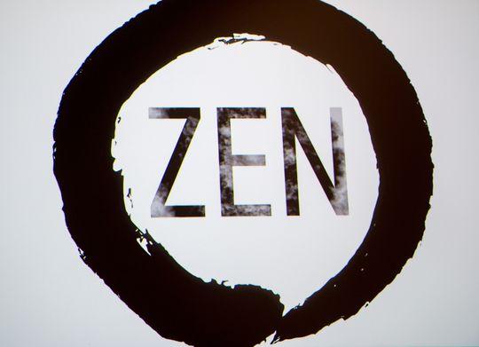 Ifølge Su var Zen for første gang drivverket bak en (svært kort) demo vi fikk se under pressekonferansen.