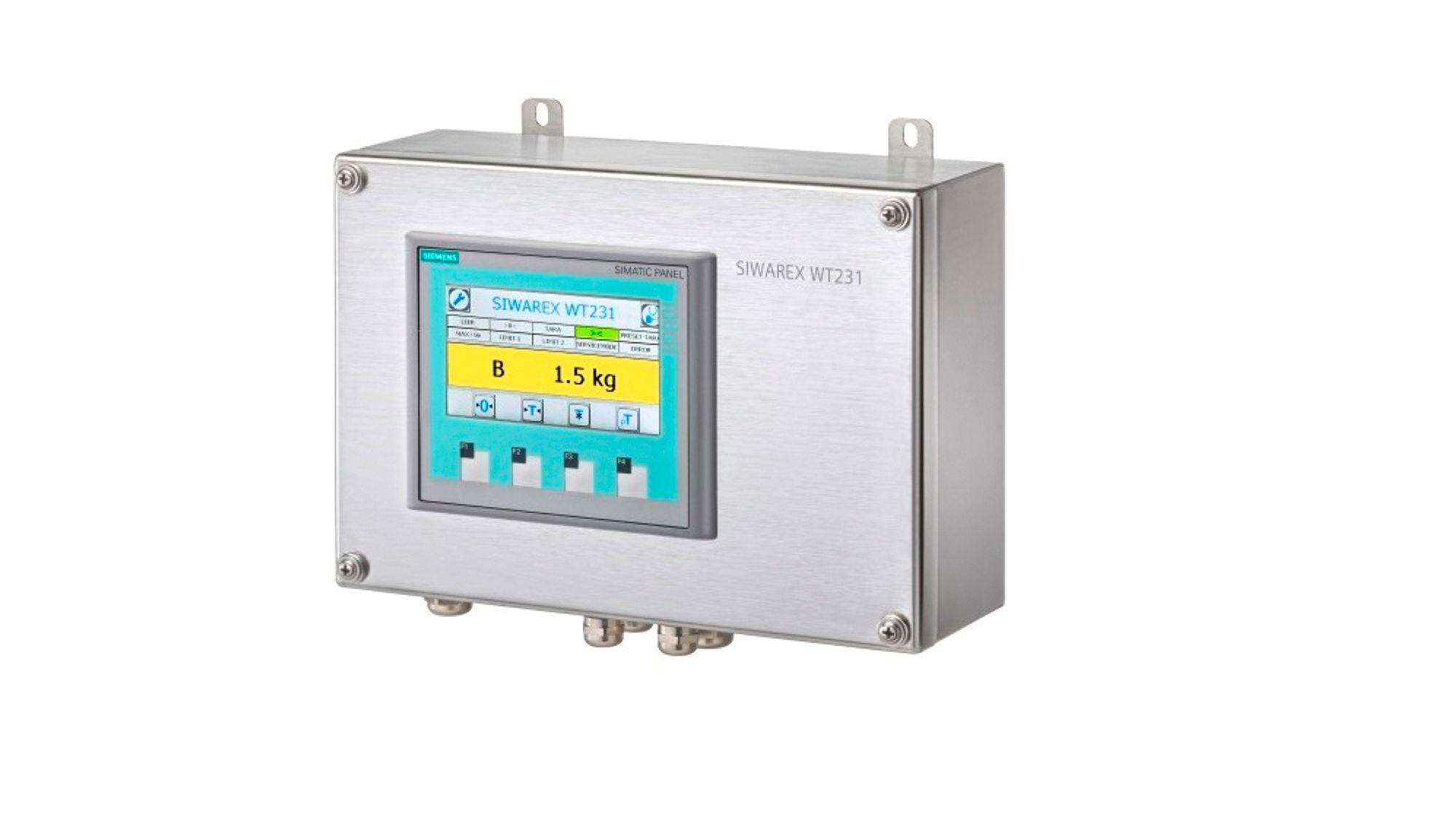 Siwarex WT231 fra Siemens
