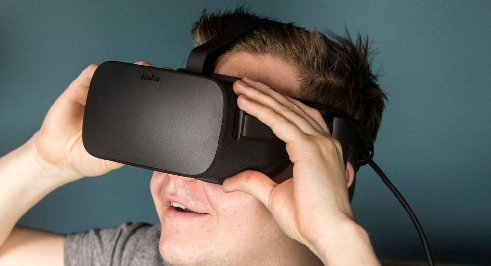 Oculus Rift er blant VR-brillene som kan støttes av WebVR-baserte webapplikasjoner.