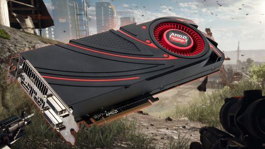 Det to og et halvt år gamle skjermkortet Radeon R9 290 fra AMD skal være akkurat tilstrekkelig til å drive VR-opplevelsen. Skal du kjøpe nytt er det R9 380 som blir inngangsbilletten.