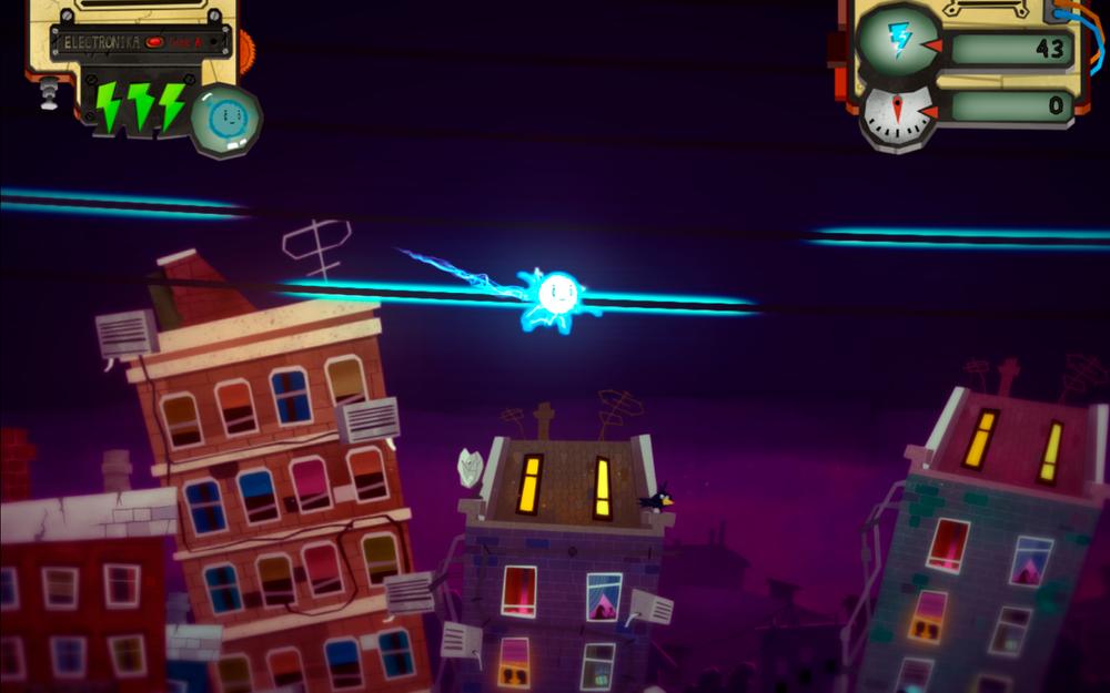 Utviklerne har presset to høyst ulike konsepter inn i samme spill.