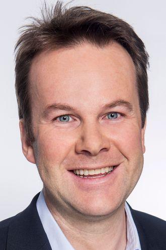 Henning Lunde i Telia.