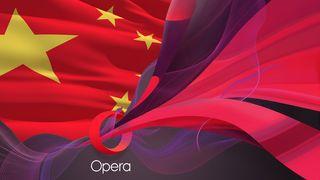 Opera stykkes opp - kineserne overtar nettleseren