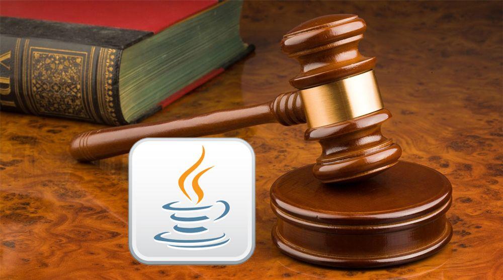 Java-rettssaken kan få store konsekvenser