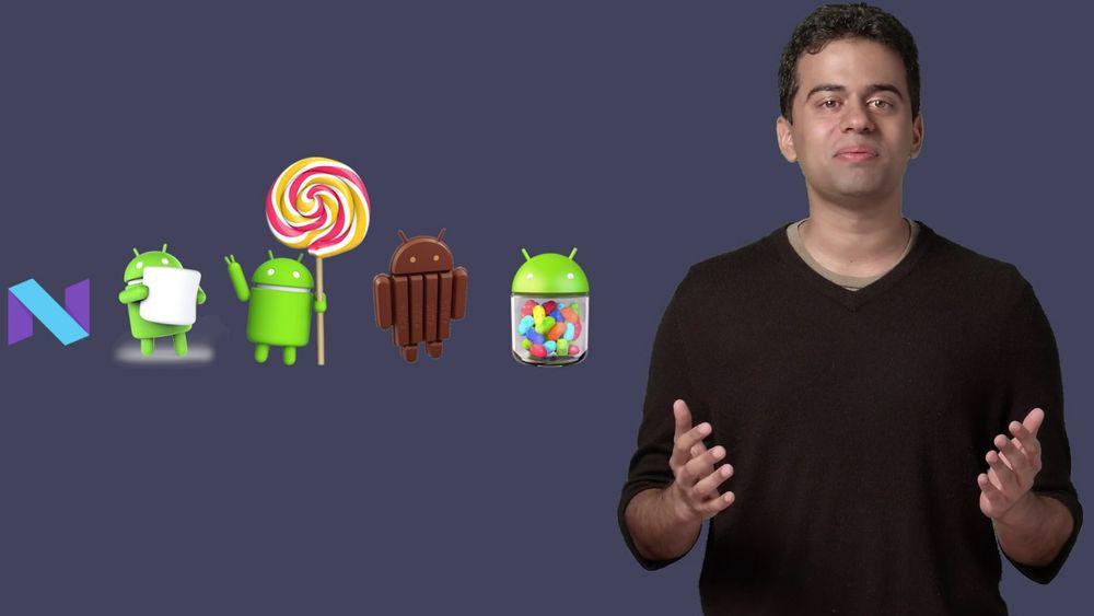 Android får apper man slipper å installere