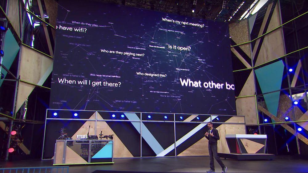 Googles nye assistent skal delta i samtalen