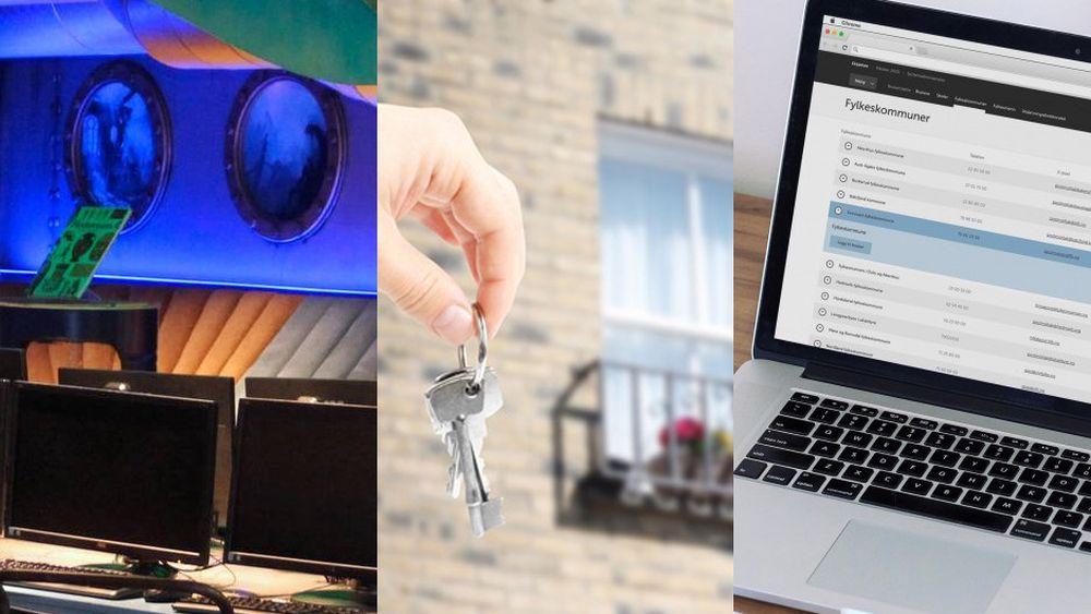 En av disse er årets beste IT-prosjekt