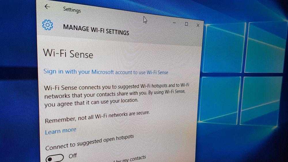 Fjerner omstridt funksjon fra Windows 10