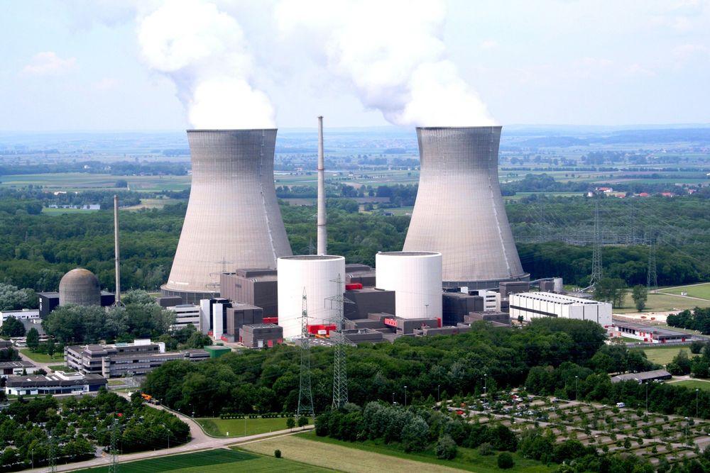 Tysk atomkraftverk rammet av skadevare