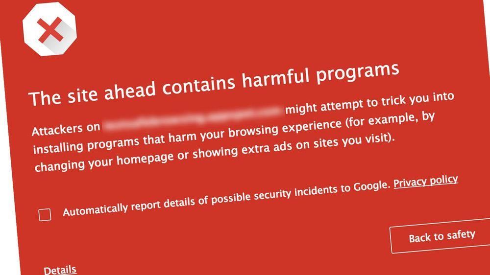 Mange infiserte nettsteder infiseres på nytt kort tid etter opprydding