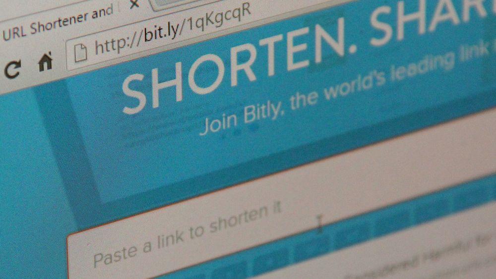 URL-krympere kan avsløre fortrolig informasjon