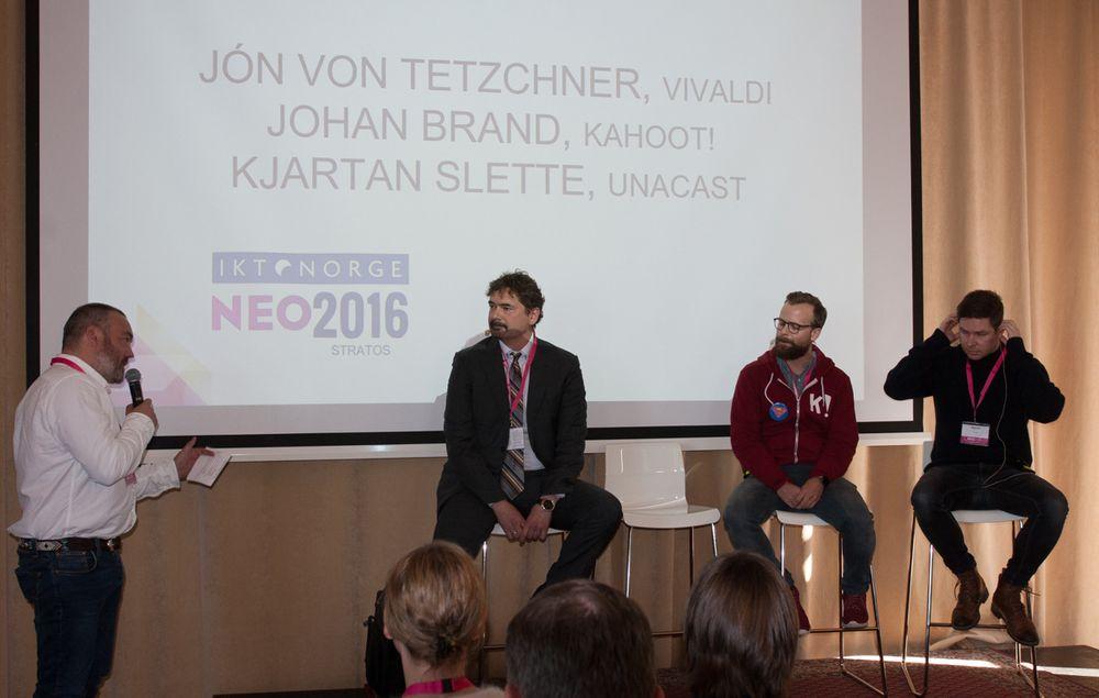 Hyller Norge som landet der man bør starte IT-bedrifter