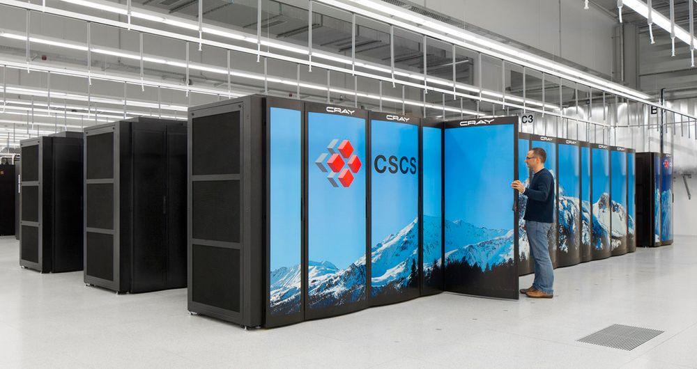 Dobler ytelsen til Europas kraftigste datamaskin