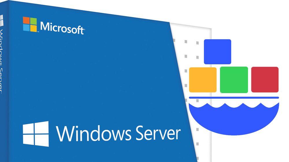 Først med kommersiell Docker-motor til Windows Server