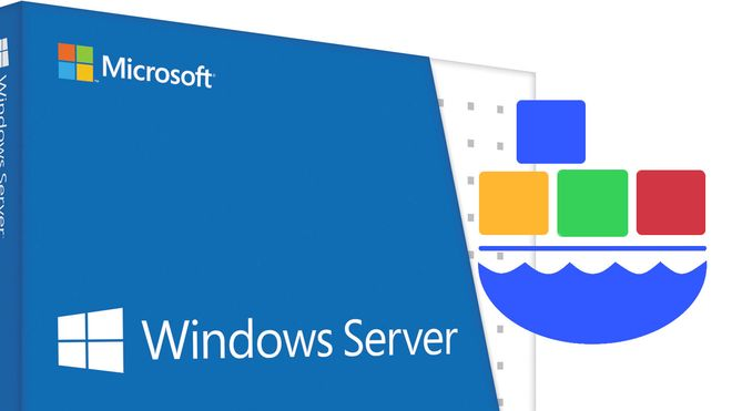 Først med kommersiell Docker-motor til Windows Server