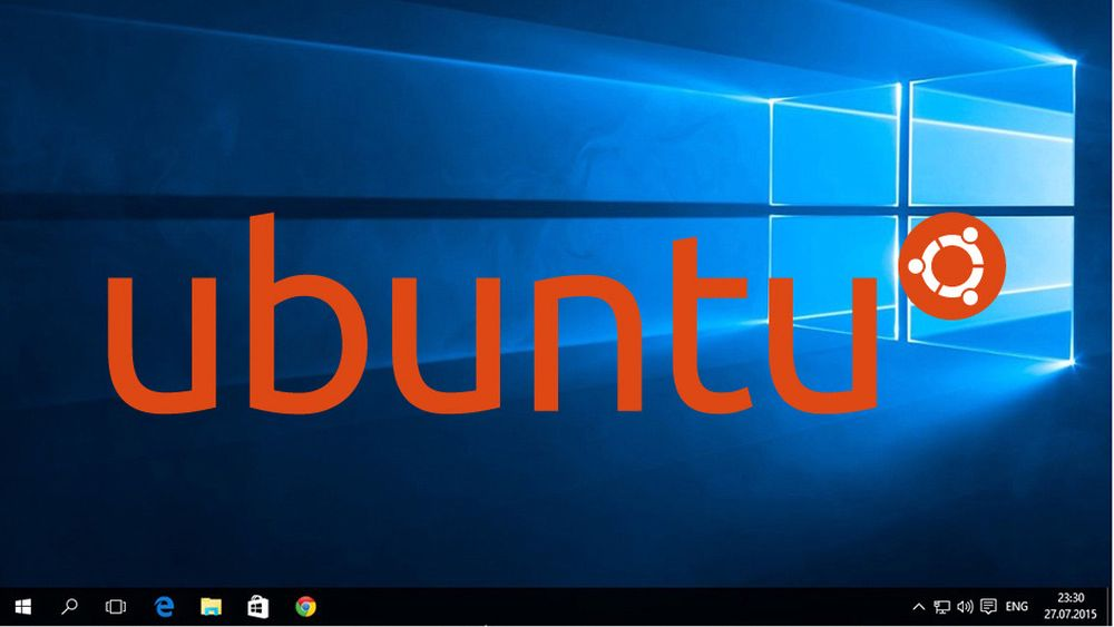 – Ubuntu kommer til Windows 10