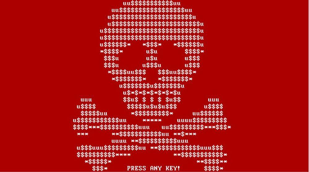 Utpressingsvare krypterer filsystemet