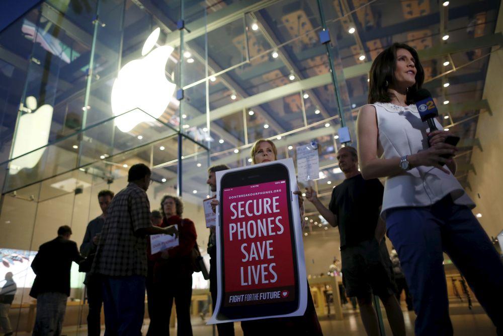 Apple tjener lite på personvernkampen
