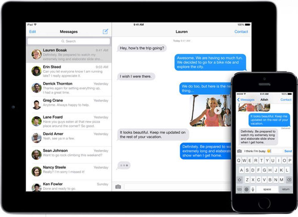 Apple lapper svært alvorlig sikkerhetshull i iOS