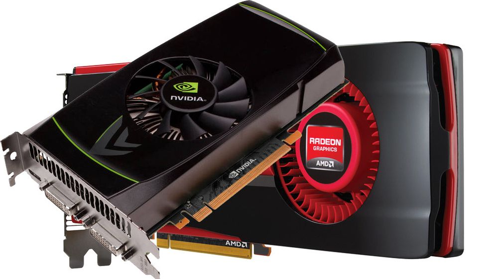 Kombiner AMD- og Nvidia-grafikkort i samme pc
