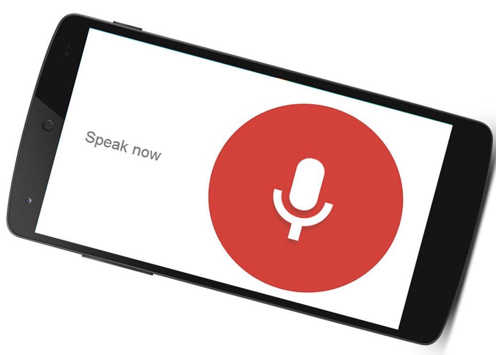 Googles talegjenkjenning kan bli uavhengig av nettilgang