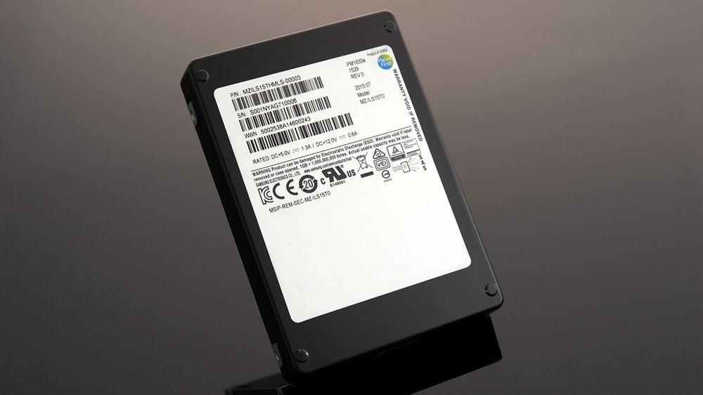Samsung ruller ut monster-SSD