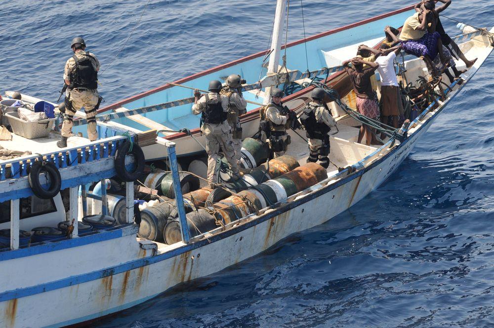 Virkelige pirater hacket IT-systemet til shippinggigant