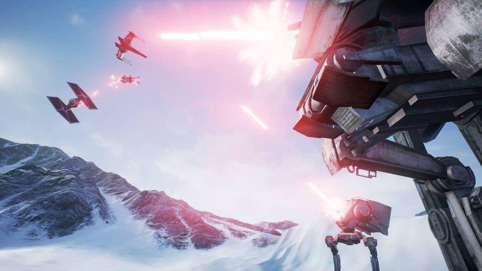 Valve støtter en Star Wars Battlefront 3-nyversjon som lages av fans