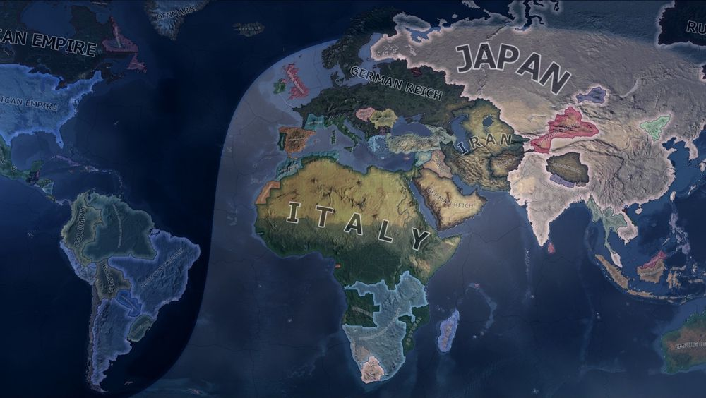 ANMELDELSE: Hearts of Iron IV