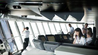 Bli med ombord på verdens største cruiseskip