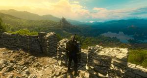 Sjå 4K-bilete og -film av det flotte landskapet i The Witcher 3-tilleggspakken