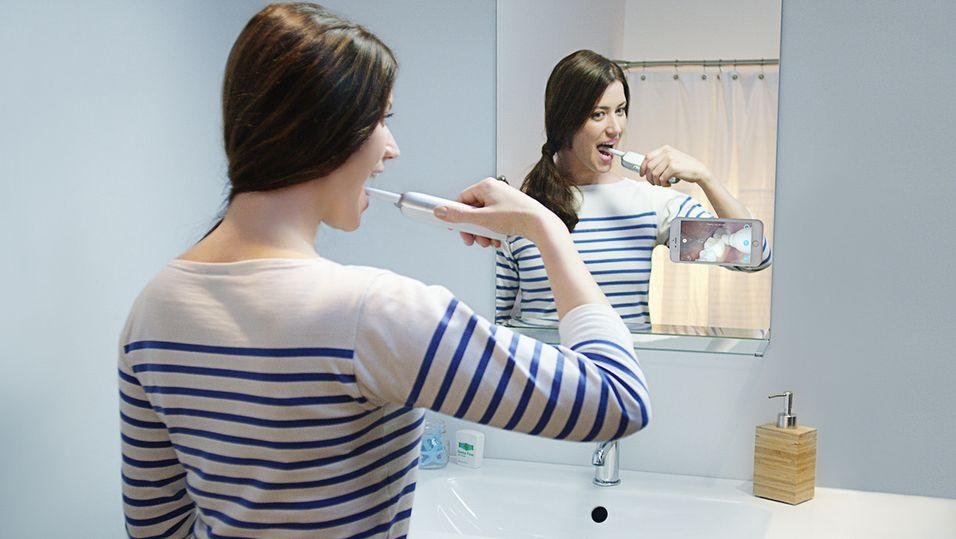 Den smarte tannbørsten Prophix.