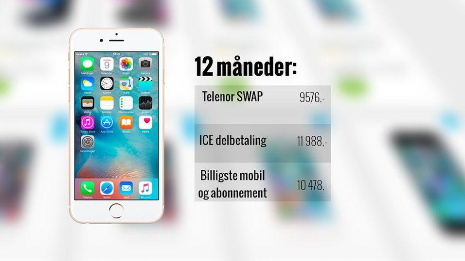 Forbrukerombudet kritiserer markedsføringen av Telenors Swap-avtale.