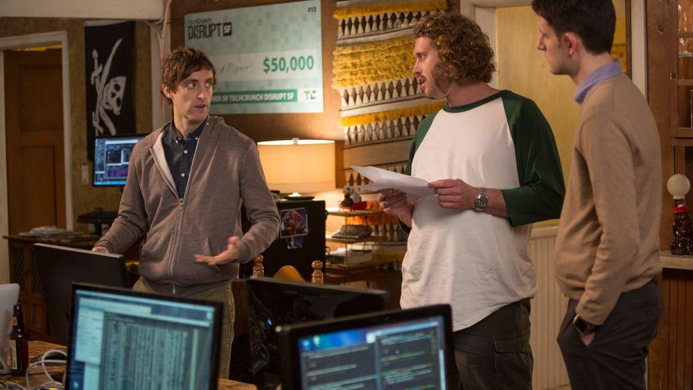 Richard (t.v) i tv-serien Silicon Valley har temmelig spesifikke krav til hvordan kode skal utformes.