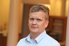Joar Caspersen, asfaltdirektør i NCC Industry.