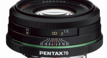 Miniobjektiv fra Pentax