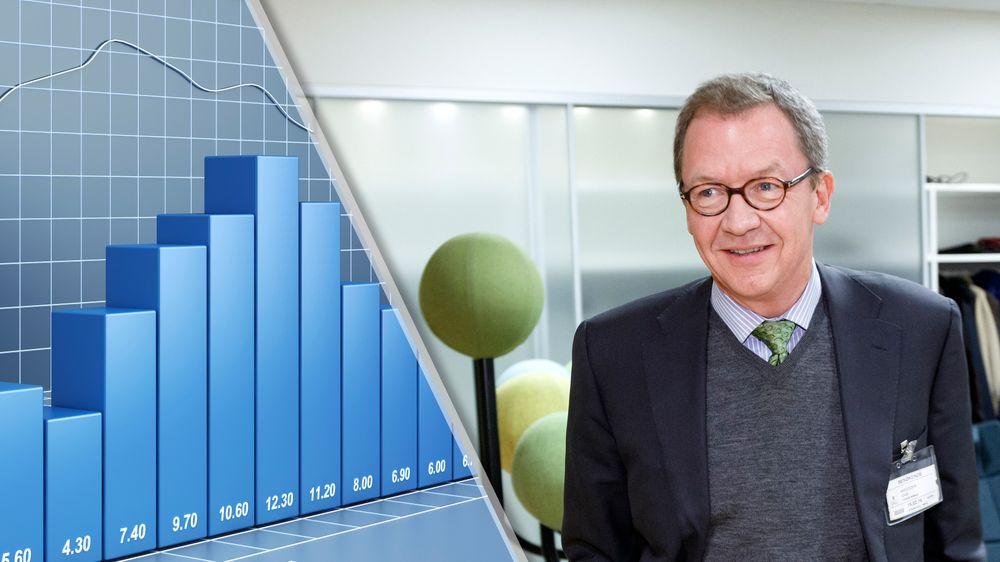 Finans Norge-sjef Idar Kreutzer er, sammen med Christoffer Hernæs i Sparebank 1, gjester i TU Talk.