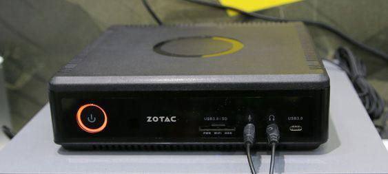 Zotac Zbox Magnus EN979 er selskapets egen «Steam Machine» i forkledning.