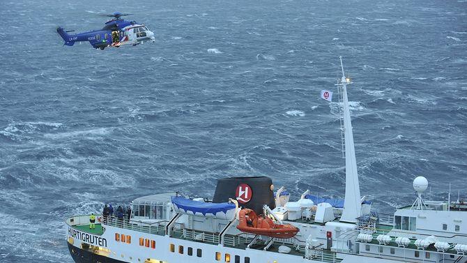 Bristow opererte tidligere dette EC225-redningshelikopteret i Hammerfest.