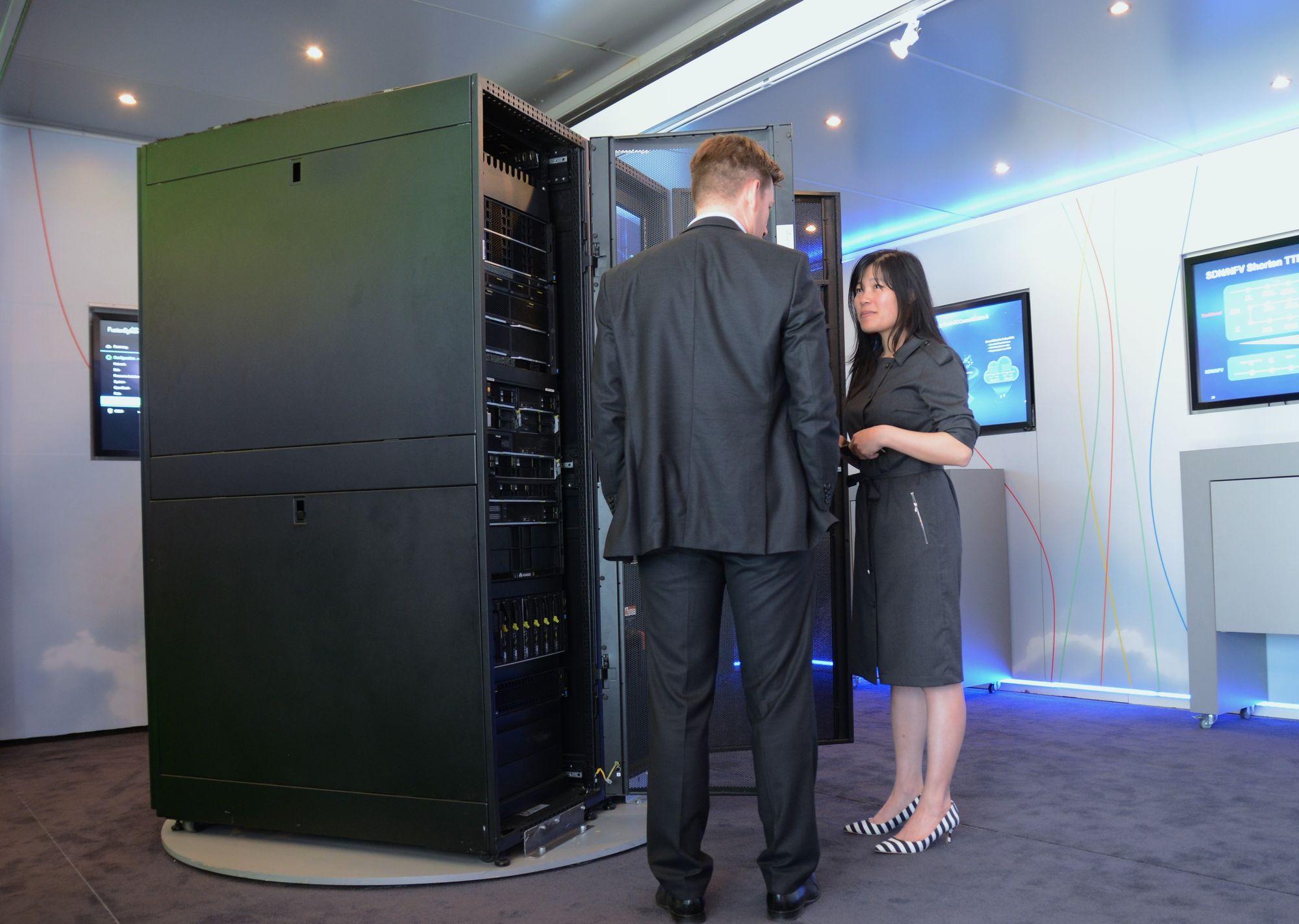 98079d54 Stort norsk skyselskap er svært positive til de nye serverløsningene ...