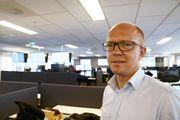 Andreas Hisdal er daglig leder i skyleverandøren Intility.