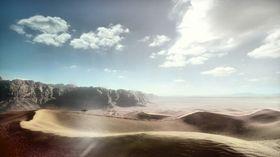 Ørkennivå i Battlefield 1.