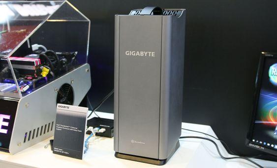 Gigabyte + SilverStone = GP-T3GFx.